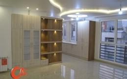 پروژه ام دی اف جناب آقای حسینی به پایان رسید